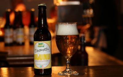 James Blond Bier jetzt erhältlich